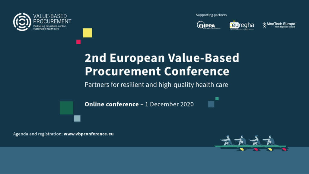 2nd European Value-Based Procurement Conference