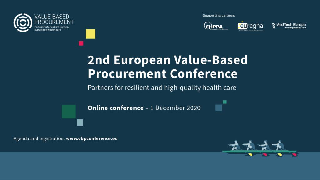 2nd European Value-Based Procurement Conference